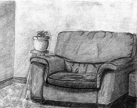 My Favorite Chair by Wendy Keely