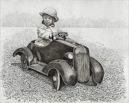 My First Car by Leonard R Wilkinson