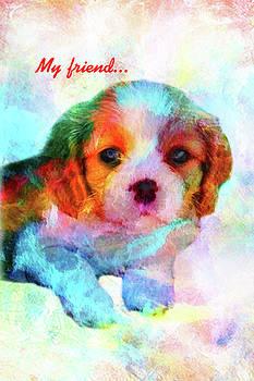 My Friend by Tatiana Tyumeneva