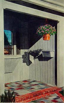 My Front Porch by Ron Sylvia