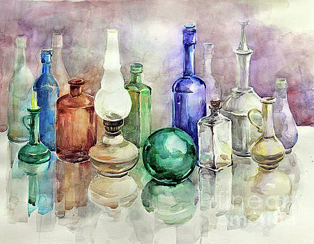 My glass collection I by Nedko  Nedkov