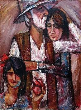 My Grandfather by Najmaddin Huseynov