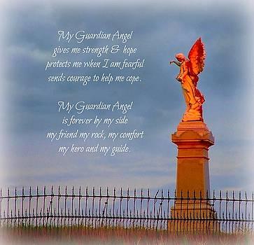 My Guardian Angel by Julie Dant