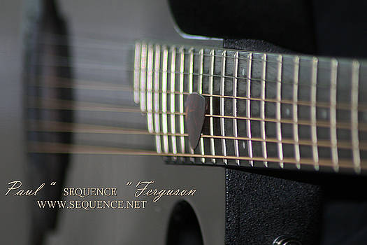My Guitar  5 2010 by Paul SEQUENCE Ferguson             sequence dot net