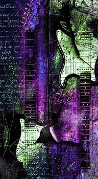 My Guitar Gently Weeps by Gary Bodnar