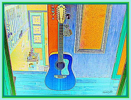 My Guitar by YoMamaBird Rhonda