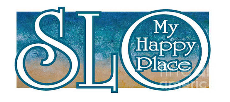 My Happy Place by Shelley Myers