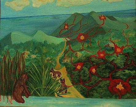 My Heart by Diana Kaye Obe
