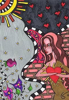 My Heart Glows by Agatha Green