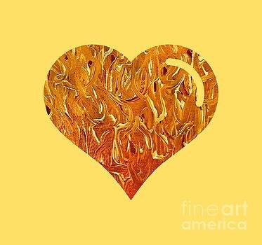 Rachel Hannah - My Heart Is On Fire