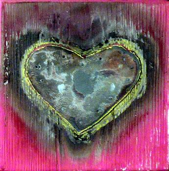 My heavy heart by Jane Clatworthy