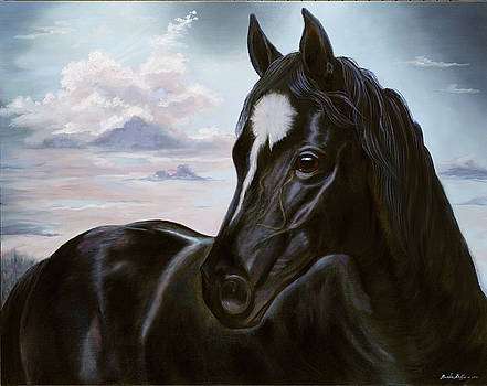 My Horse by Brenda Griffin