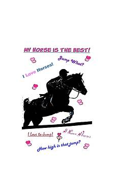 My Horse is the Best by Patricia Barmatz