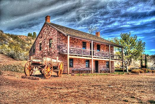 My House by John Johnson