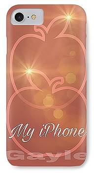 My IPhone N RoseTone by Gayle Price Thomas