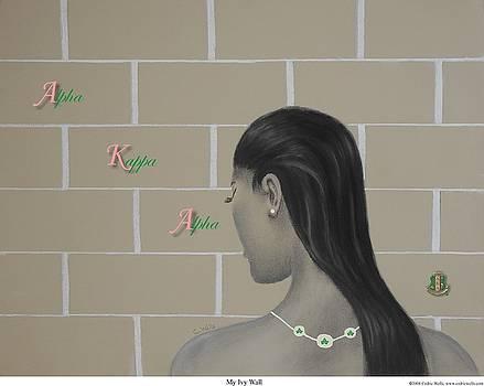 Cedric Wells - My Ivy Wall