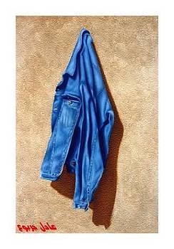 My jeans jacket  by Adel Jarbou
