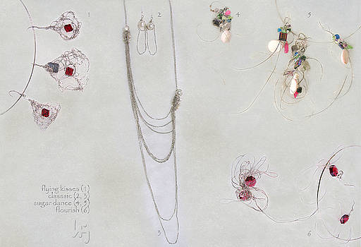 My jewelry 02 by Jelena Ignjatovic