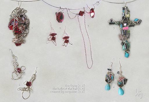 My jewelry 03 by Jelena Ignjatovic
