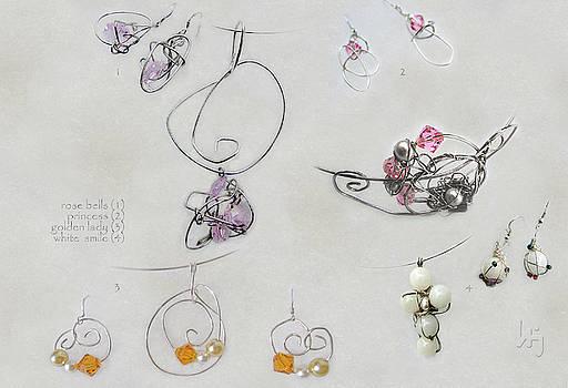 My jewelry 08 by Jelena Ignjatovic