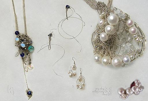 My jewelry 09 by Jelena Ignjatovic