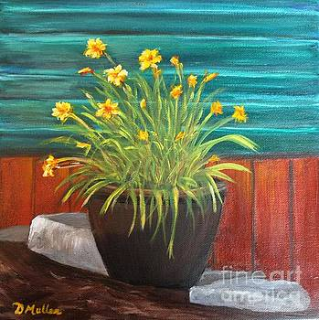 My Lily Pot by Donna Muller
