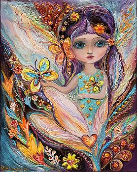 My little fairy Pearlie by Elena Kotliarker