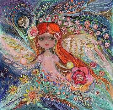 My little fairy Yang by Elena Kotliarker