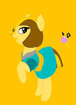My Little Pony by Crystal Guzman
