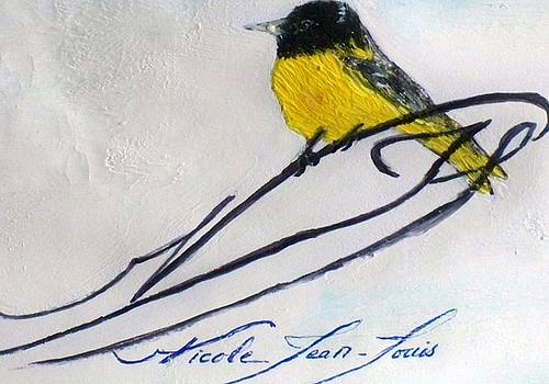 My Logo by Nicole Jean-Louis
