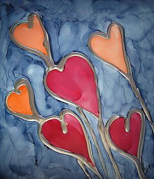 My Love Floats by Tammy Finnegan
