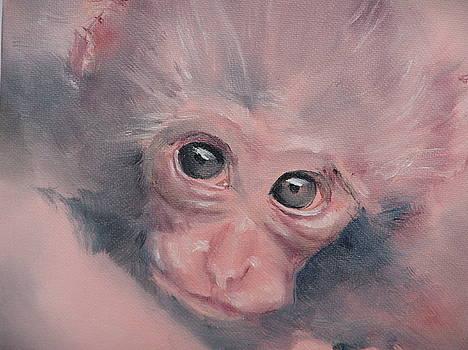 My Monkey by Celeste Nagy
