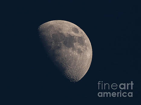 My Moon of 25 March 2018 by Tony Lee