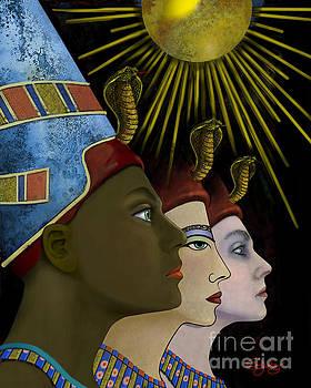 Carol Jacobs - My Name is Nefertiti. My Name
