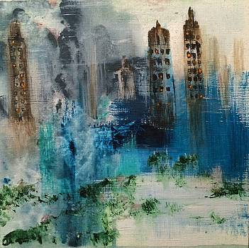 My New York 1 by Natalie Singer