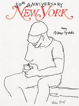 My New York by Alex Katz