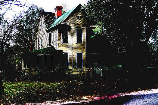 My Old House by Ruben  Flanagan