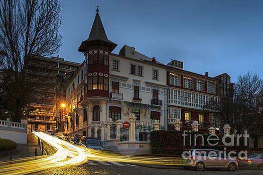 My Old School Ferrol Spain by Pablo Avanzini