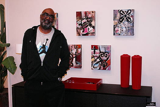 My one man show at Bloomies 2014 by Everett Spruill