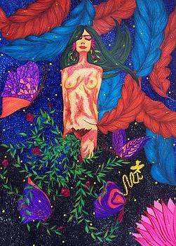 My Overwhelmed, Spellbinding Essence. by Tejsweena Krishan