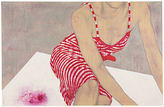 My pain by Judith Sturm