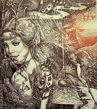 My princess by Peter Kocak