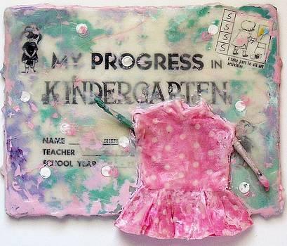 My Progress in Kindergarten by Sher Fick