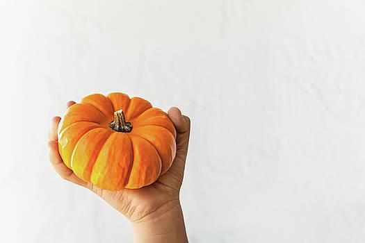 My Pumpkin by Evgeniya Lystsova