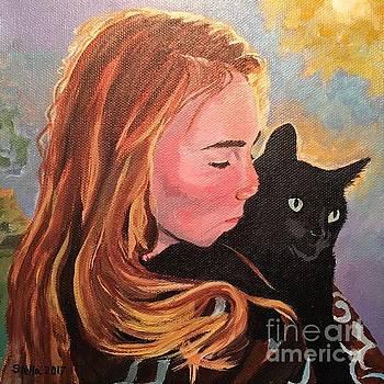 Stella Sherman - My Purring Friend Whiskers
