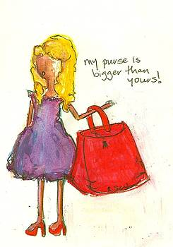 My Purse is Bigger Than Yours by Ricky Sencion