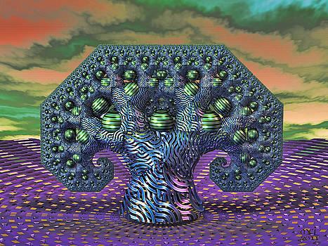Manny Lorenzo - My Pythagoras Tree