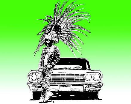 My Ride by Robert Martinez