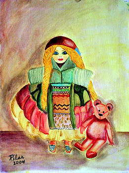 My Russian Doll by Pilar  Martinez-Byrne