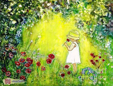 My Secret Garden by Norma Boeckler